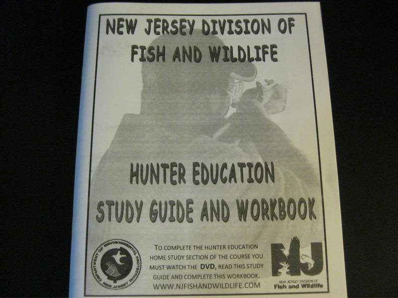 Kjd firearms training llc obtaining a hunting license for Fishing license nj